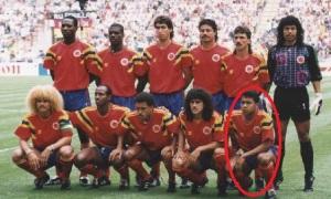 Seleccion Colombia Italia 90