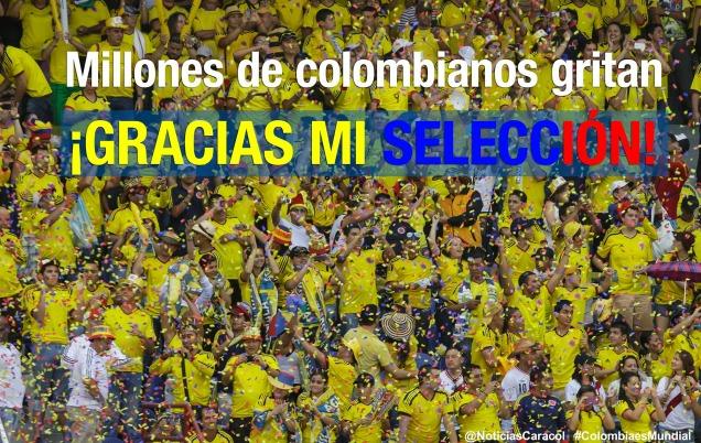 GraciasColombia