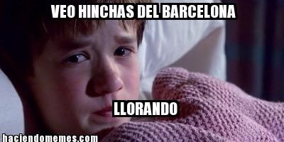 Meme Clasico Barcelona Real Madrid.