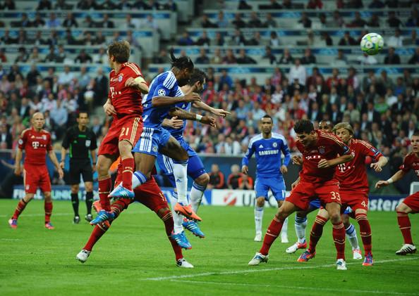 Gol del Chelsea al Bayern de Múnich – final de Champions League 2011-2012