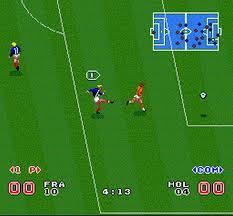 Futbol SNES GOAL