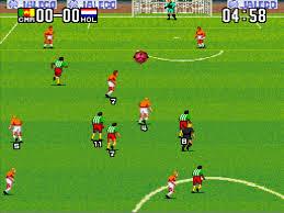 Futbol SNES GOAL2