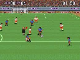 Futbol SNES Super Soccer