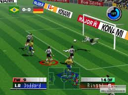 International Superstar Soccer - N64