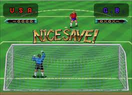 Soccer Shootout SNES