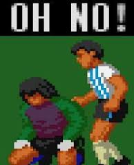 Super Soccer SNES (Higuita)