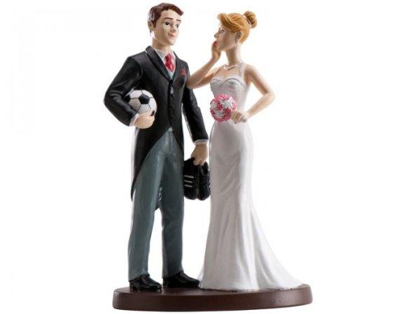 Matrimonio y Futbol