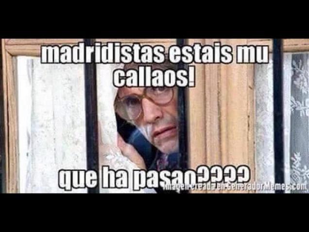 Meme Barcelona vs Madrid 20150322 (2)