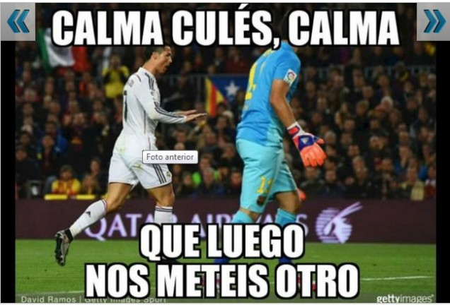 Meme Barcelona vs Madrid 20150322 (4)