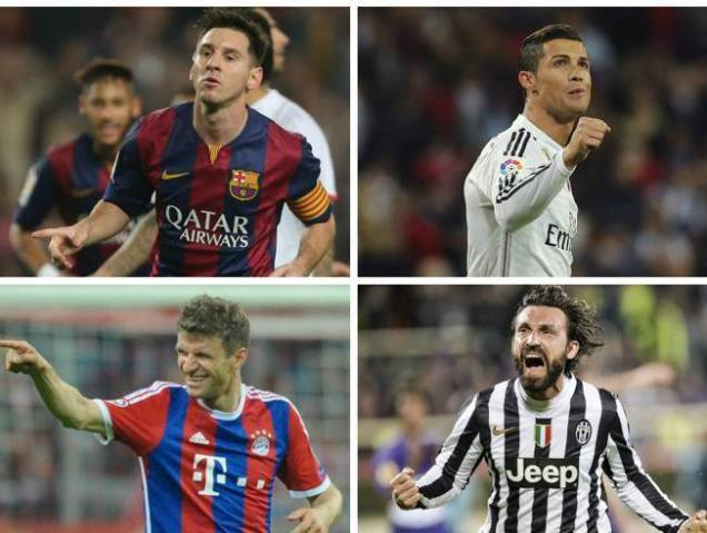 Semifinales UCL 2015