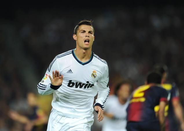Celebracion Cristiano Ronaldo