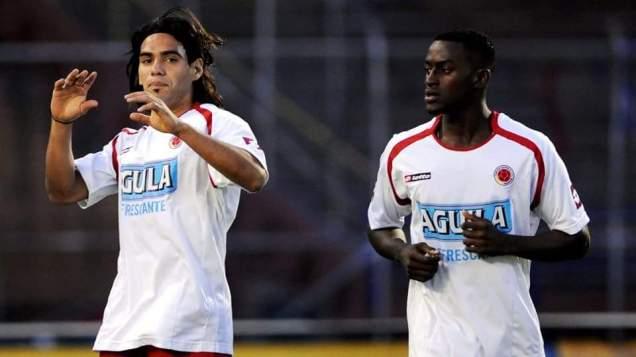 Jackson Martinez y Falcao