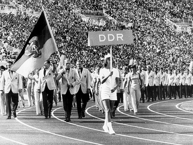 Alemania Oriental - JJOO Montreal 1976